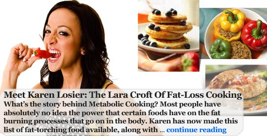 Karen Losier Metabolic Cooking